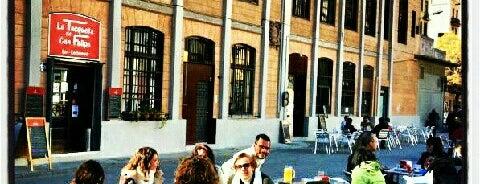 La Tasqueta de Can Felipa is one of A comer y a beber.