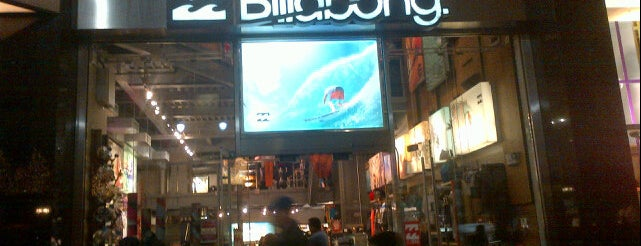Billabong Herald Square is one of NYC.
