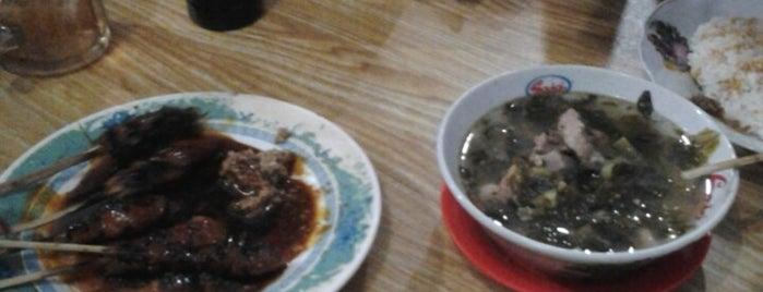 @ Sate Babi Ko Encung is one of 40 favorite restaurants.
