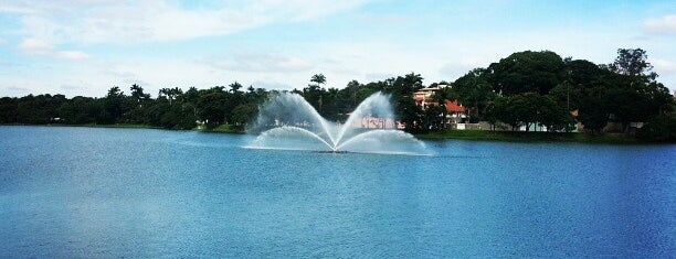 Barragem da Lagoa da Pampulha is one of BH.