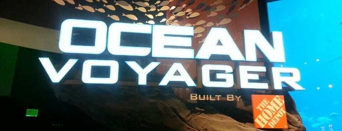 Ocean Voyager built by The Home Depot is one of places.