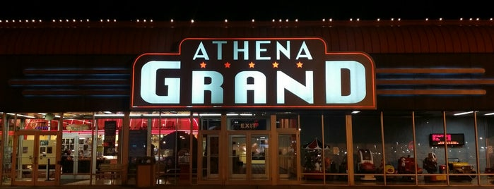 Athena Grand is one of Arcades.