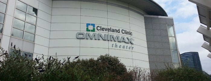 Cleveland Clinic DOME Theater is one of Meus lugares.