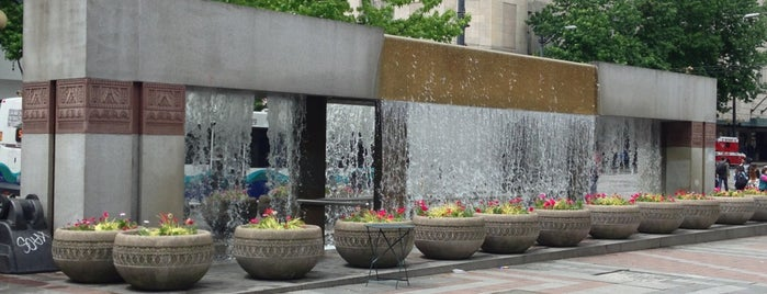 Westlake Park is one of Seattle's 400+ Parks [Part 1].