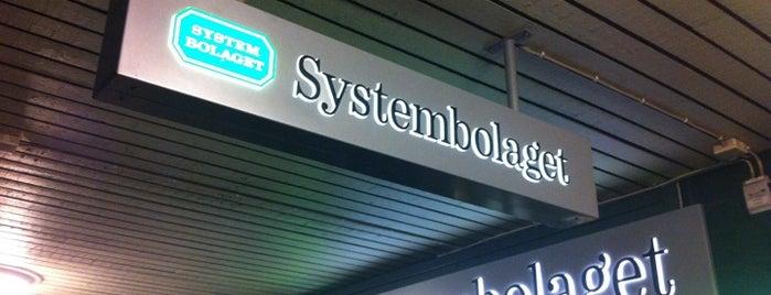 systembolaget sundbyberg