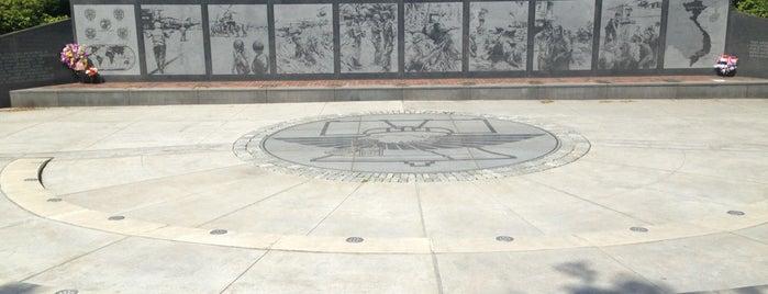 Vietnam Veterans Memorial is one of Public Art in Philadelphia (Volume 3).