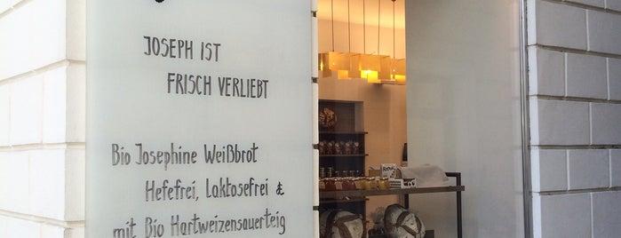 Joseph - Brot vom Pheinsten is one of Food & Fun - Vienna, Graz & Salzburg.