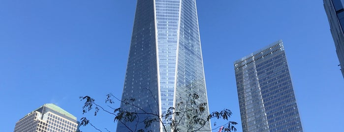 1 World Financial Center is one of To Do in....