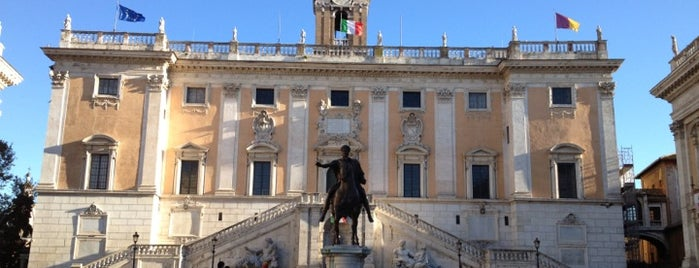 Campidoglio is one of Rom.
