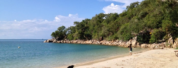 Coconut Beach is one of Ko Phangan.