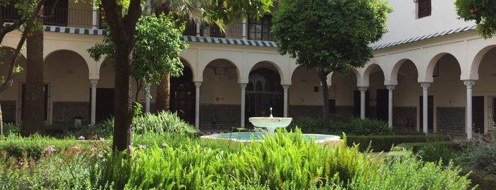 Convento Santa Clara is one of Intra - Conventus (Conventos Intramuros Sevilla).