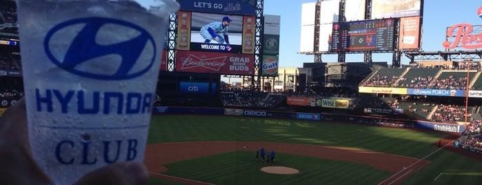 Hyundai Club is one of Baseball Venue NY.