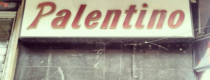 Palentino is one of Malasaña - bares, restaurantes y cafés.