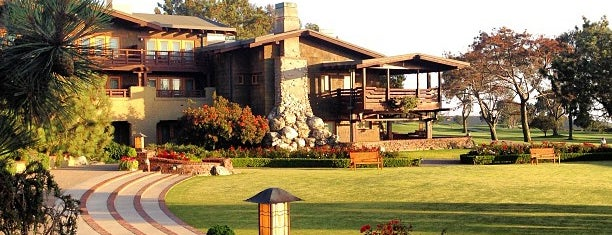 The Lodge at Torrey Pines is one of CIA Alumni Restaurant Tour.
