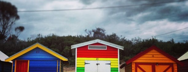 Brighton Bathing Box is one of Around The World: SW Pacific.