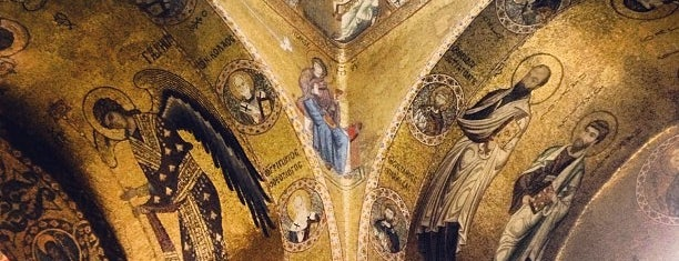 Chiesa della Martorana is one of South Italy.