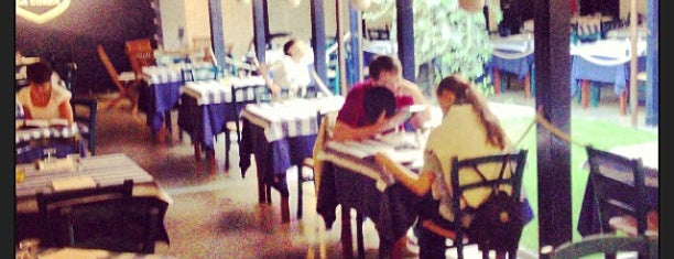Fratelli La Cozza is one of Per cenare.