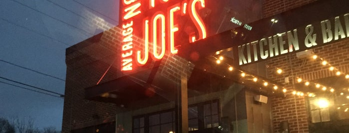 Not Your Average Joes is one of Warwick.