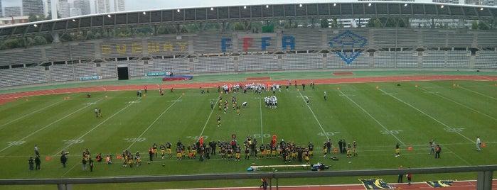 Stade Charléty is one of 2visit in Paris.