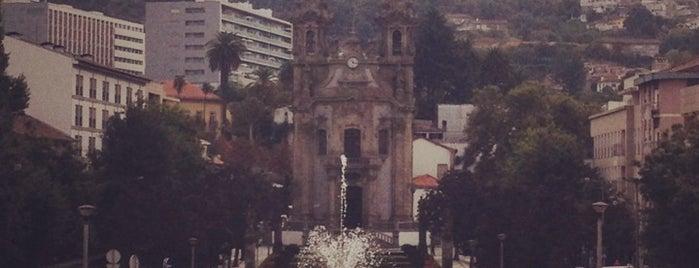 Guimarães is one of Portugal Road trip.