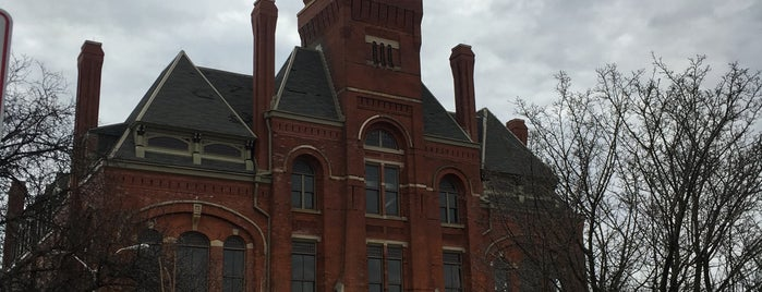Historic Pullman Visitor Center is one of Illinois: State and National Parks.