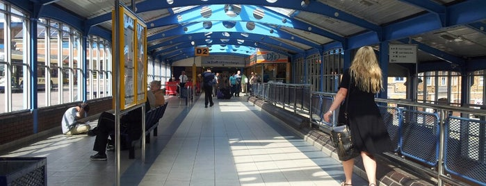 Sheffield Interchange is one of Rotherham/Sheffield.