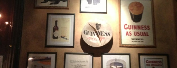 James Joyce Authentic Irish Pub is one of My favourite Calgary Drinking Holes.