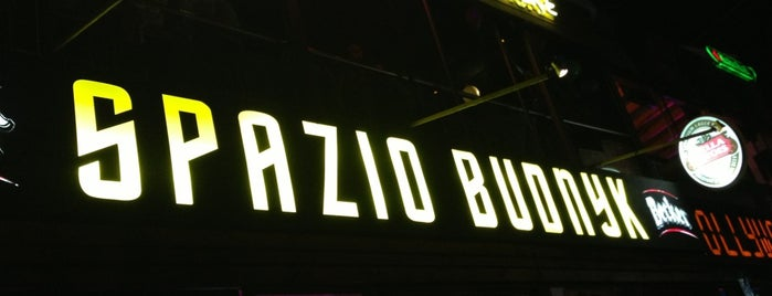 Spazio Budnik is one of Pubs, Bares y Restaurantes.