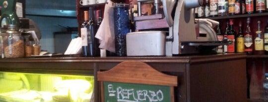 El Refuerzo is one of Restaurantes Preferidos.