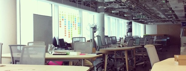 Impact Hub Westminster is one of Tech Trail: London.