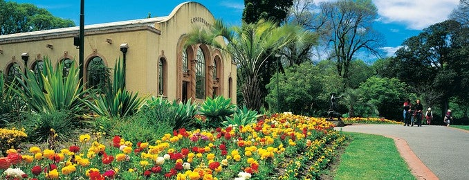 Fitzroy Gardens is one of Top 10 things to do around the Windsor.