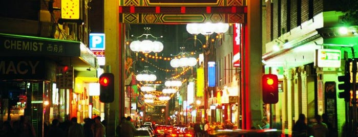 Chinatown is one of Top 10 things to do around the Windsor.