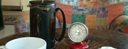 Evreka Cafe is one of kahve dükkanları.