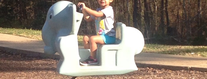 Faulkner Park is one of Things to do in Tyler Texas.