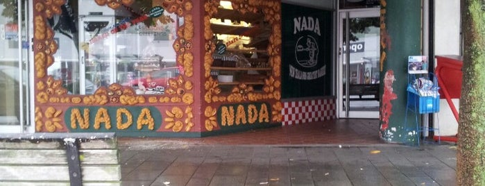 Nada Bakery is one of Favorite Bakery cafe's.