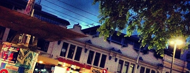 Courtenay Place is one of Been there.
