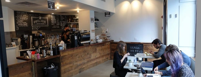 Prologue Coffee Room is one of NYC | Best New Cafes | 2017.