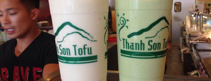 Thanh Son Tofu is one of Cheap Eats in the DMV.