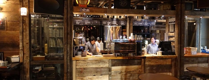 Turntable Coffee is one of NYC | Best New Cafes | 2017.