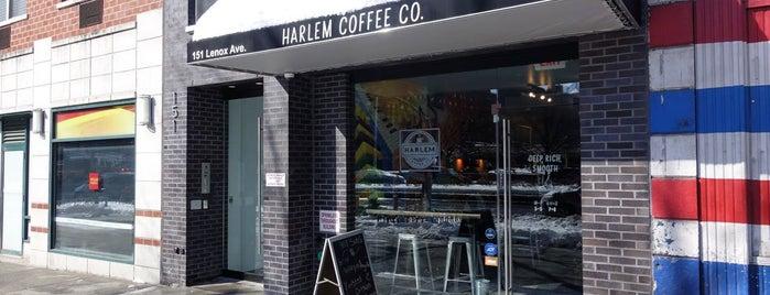 Harlem Coffee Co. is one of NYC | Best New Cafes | 2017.