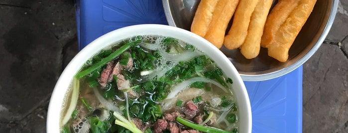 Phở Thìn 13 Lò Đúc is one of Măm măm ~.^.