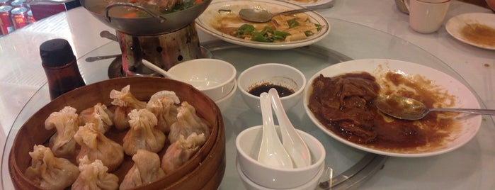 Yi Lan Halal Restaurant is one of Lunch.