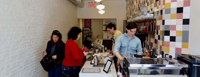 Everyman Espresso is one of NYC | Best New Cafes | 2017.
