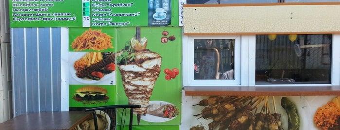 Фалафель у Хасана is one of Vegetarian and vegan places.