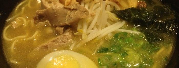 Rakiraki Ramen & Tsukemen is one of Asian Restaurants Worth Trying (San Diego).