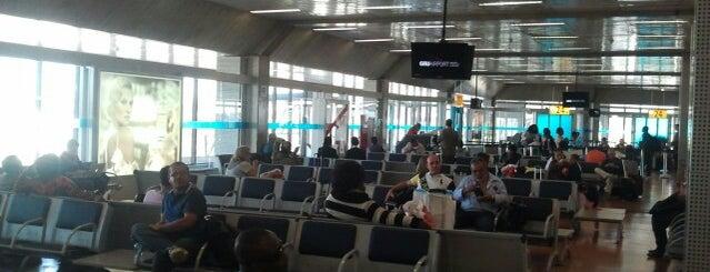 Portão 22 is one of Aeroporto de Guarulhos (GRU Airport).