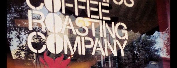 Los Gatos Coffee Roasting Company is one of Coffee Bean Roasters.