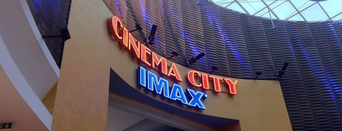 Cinema City is one of I have been here.