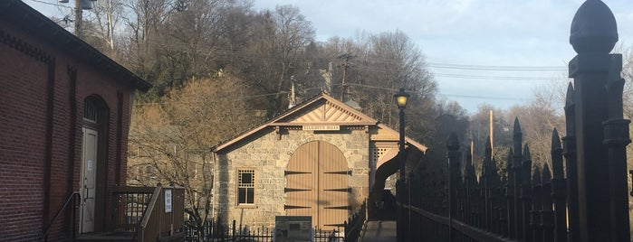 B&O Railroad Museum: Ellicott City Station is one of 50 Years of Baltimore Preservation Award Winners.