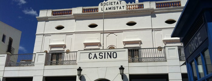 Bar Casino Cadaqués is one of comer.